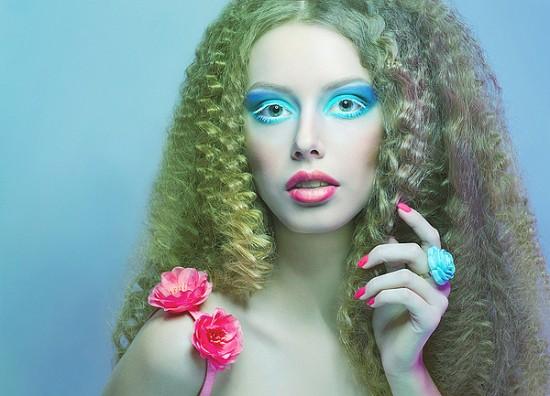 Cold Flowers by Anna Kirikova