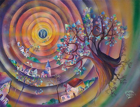 Alejandro Costas, paintings