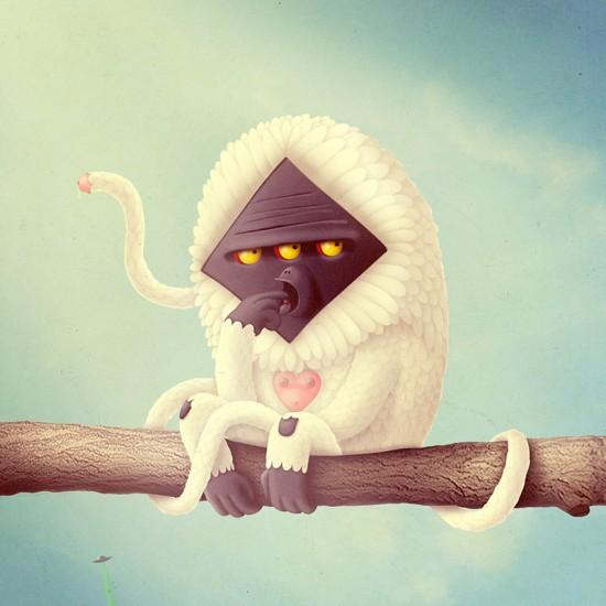 Character Design by Juan Carlos Paz