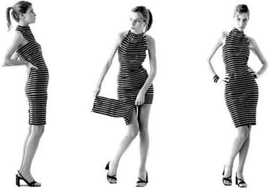 Customizable Clothing Unique 120-Zipper Dress Design