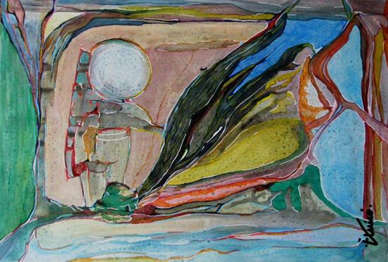Ernest Micó Samuel, paintings