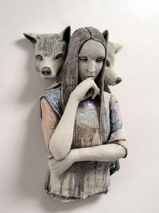 Joe Kowalczyk, ceramic sculpture