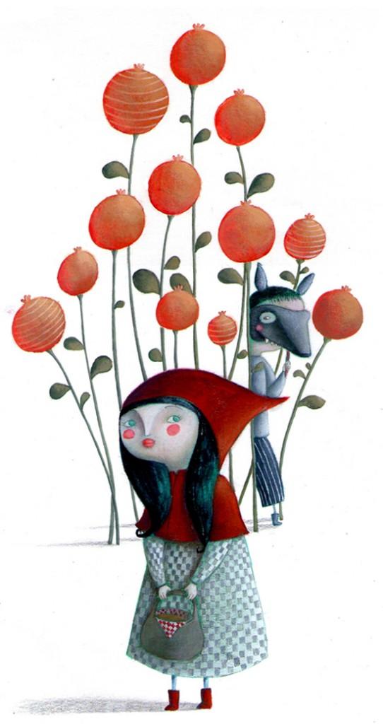 Martina Peluso, illustration