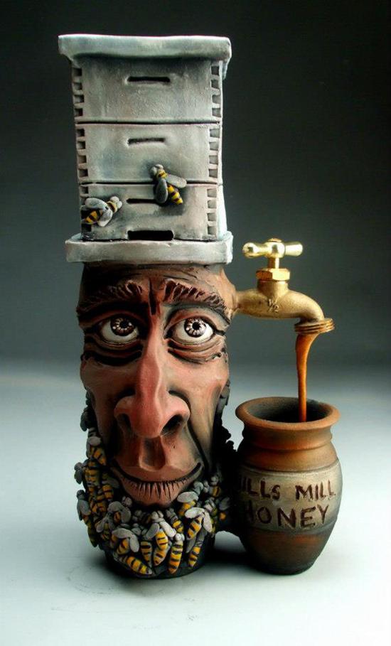 Mitchell Grafton, sculpture