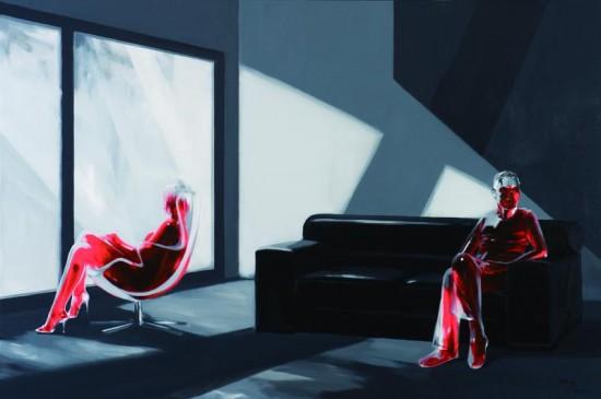A new artistic language by Wu Mingzhong