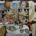 Fabienne Rhein, paintings