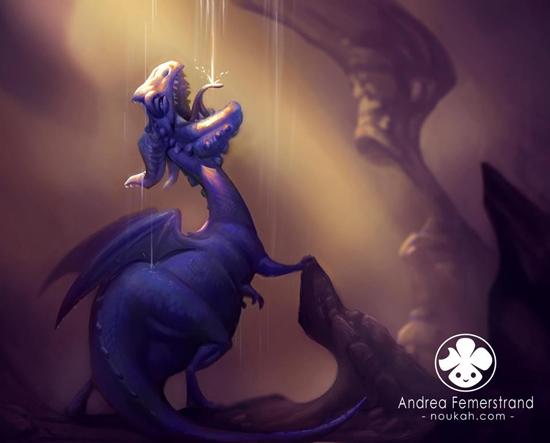 Illustration by Andrea Femerstrand