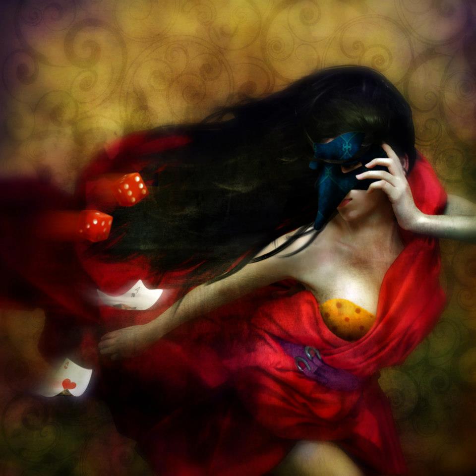 Digital manipulation by Mariana Palova