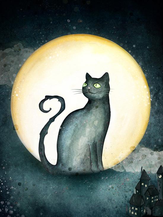 Fairytales for Gabriel, illustrations by Agnieszka Szuba