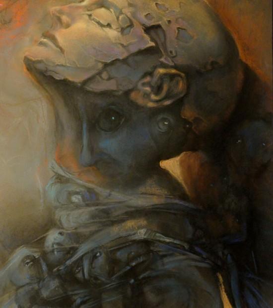Graszka Paulska, paintings