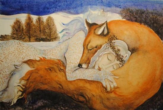 Jackie Morris, illustration