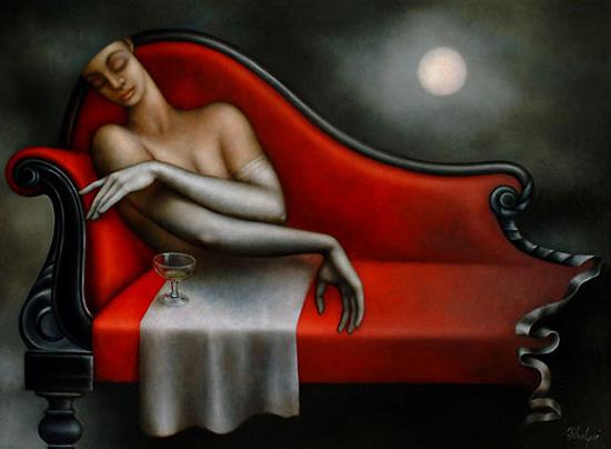 Odile de Schwilgué, paintings