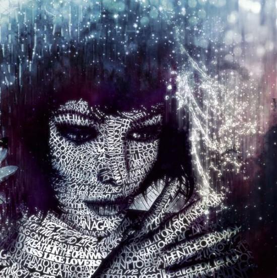 Here comes the rain again, digital art by Denis Zulian