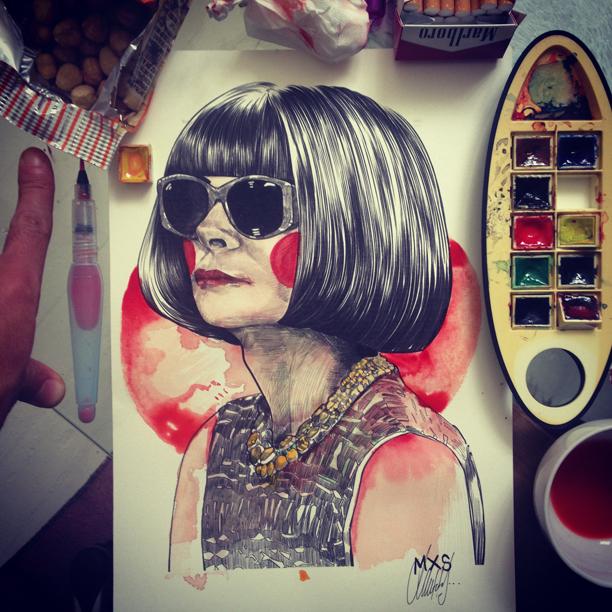 Illustrations by Mustafa Soydan