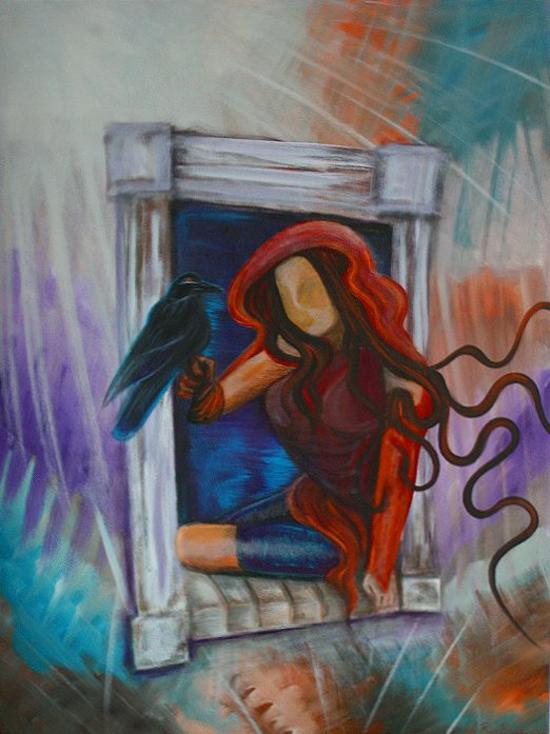 Laura Barbosa, paintings