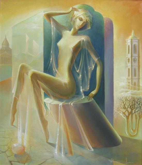 Paintings by Georgi Matevosjan