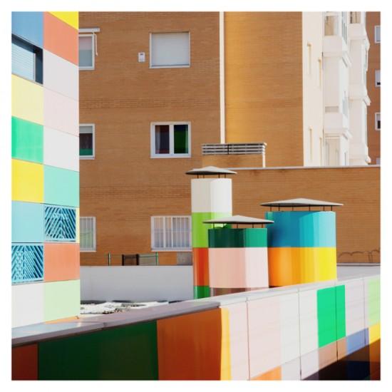 Reflexiones, architecture photography by Matthias Heiderich