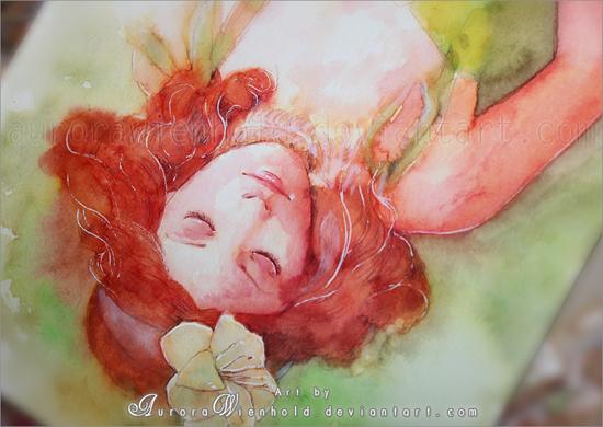 Aurora Wienhold, paintings