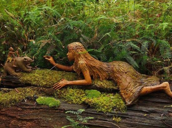 Bruno Torfs, sculpture garden