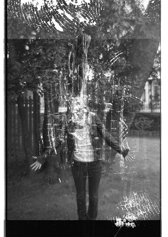 Ecriture, photographic project by Vincent Verrecchia