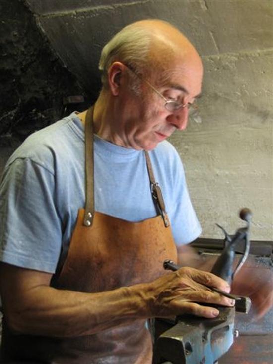 Jean Pierre Augier, sculpture