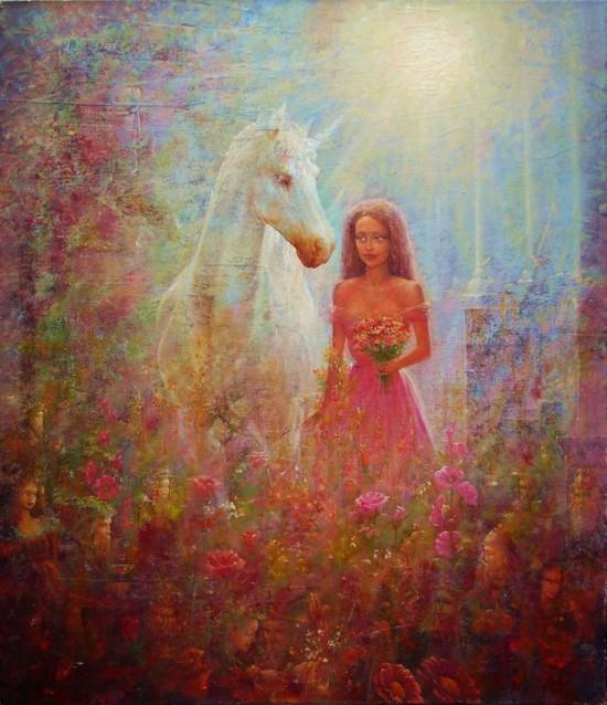 Kot Valeriy, painting