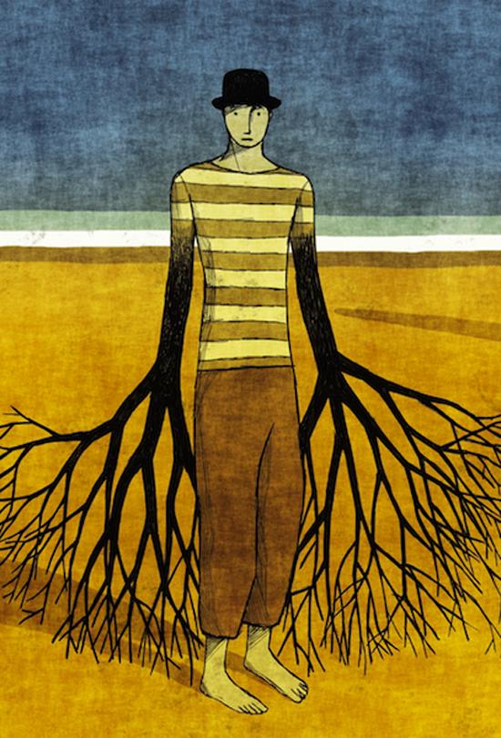 Toni Demuro, illustration