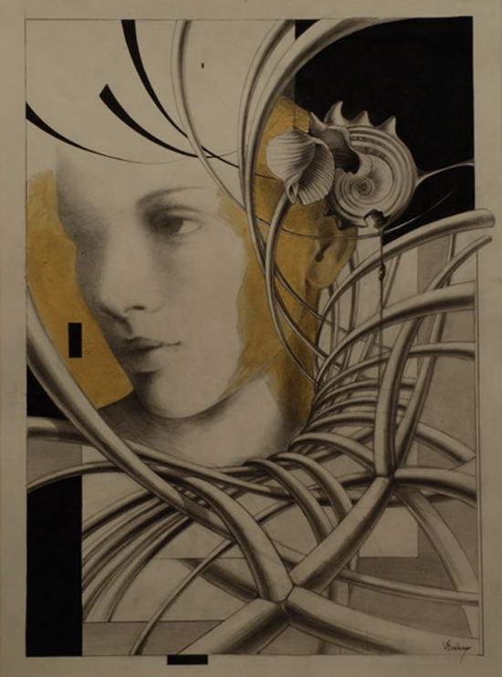 Vera Bakhchevan, paintings