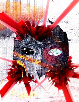 Anton Rhoden – Bauhaus – Mask