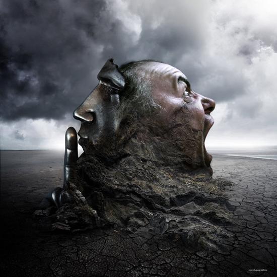 Digital art by Wolfgang Warmdt
