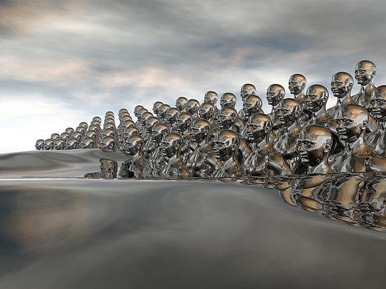 Hugh Fathers, digital art