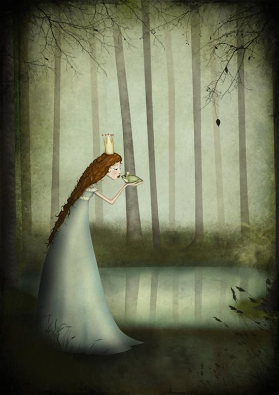 Maja Lindberg, illustration