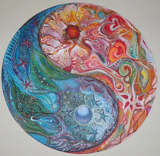 Moira Gil, paintings