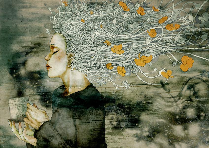 Fantasy art by Moony Khoa Le