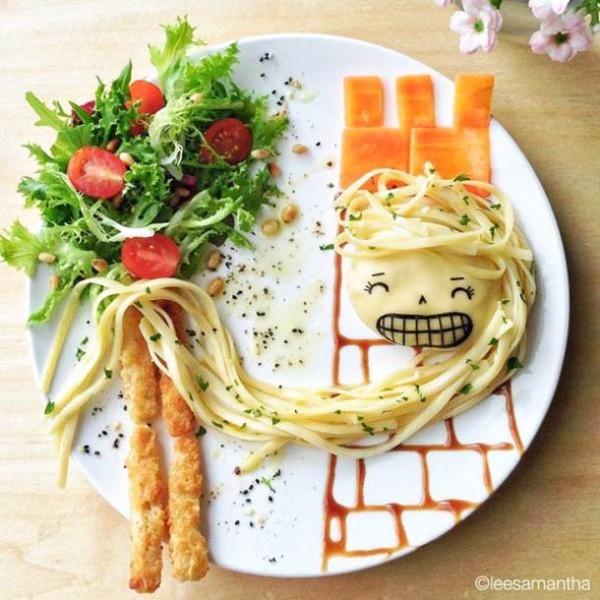 Eatzybitzy – The creative Food Art by Samantha Lee