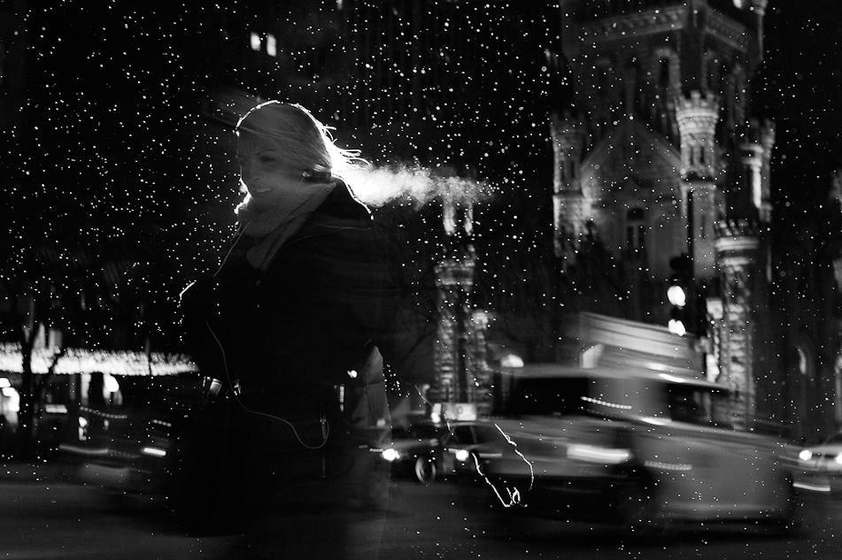 Lights in Chicago - Summer 2013 series by Satoki Nagata