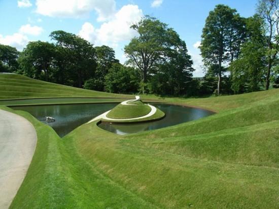 Postmodern Landscapes by Charles Jencks