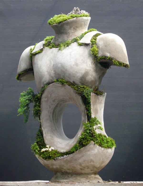Robert Cannon, terraform sculpture