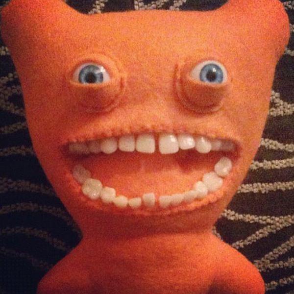 Fuggler Creepy Plushies With Too Realistic Teeth Ego