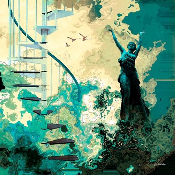 Illustrations From Lost Stories - The Art of Van Renselar