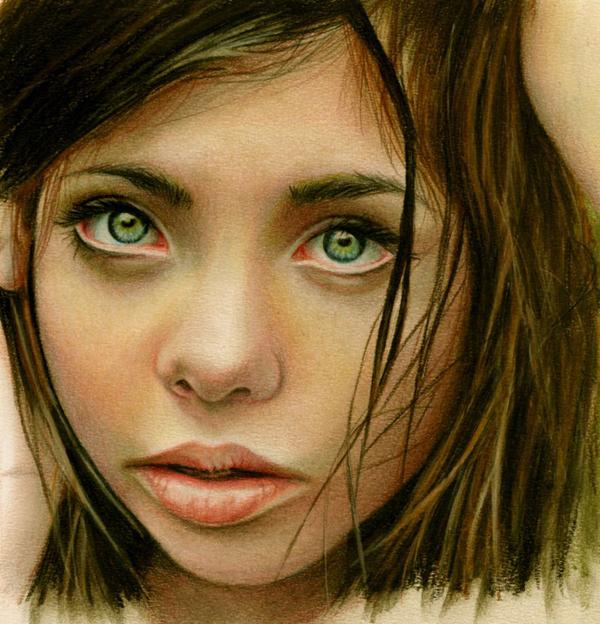 Drawings by Brian Scott