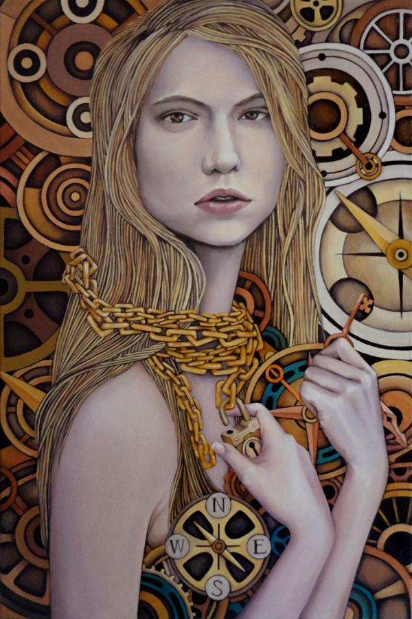 Iyan de Jesus (Leah Anne De Jesus), paintings