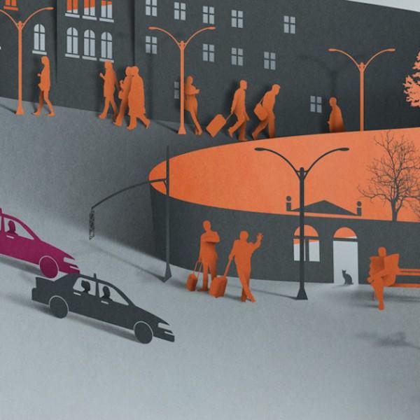 New York, project by Eiko Ojala