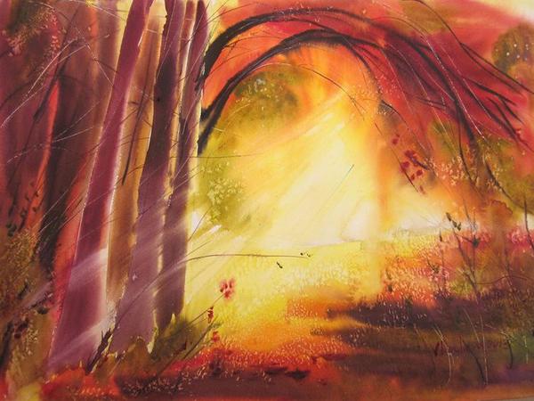 Veneta Docheva, paintings