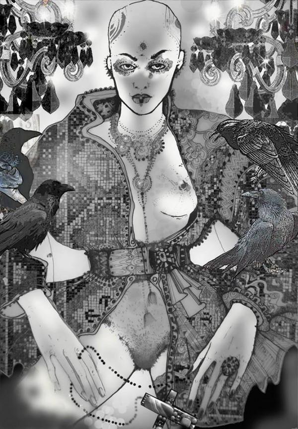 Paitings by Maggie Piu