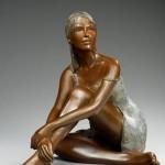 Brigitte Teman, sculpture
