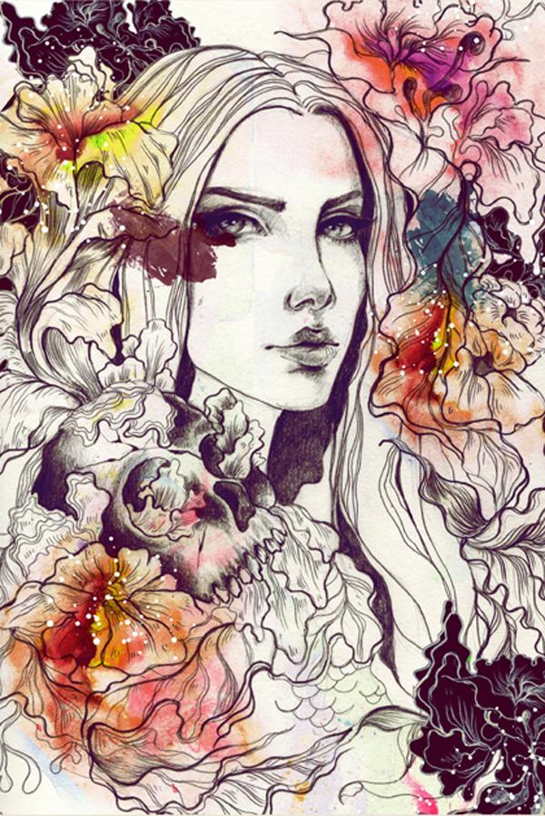 Daryl Feril, illustration