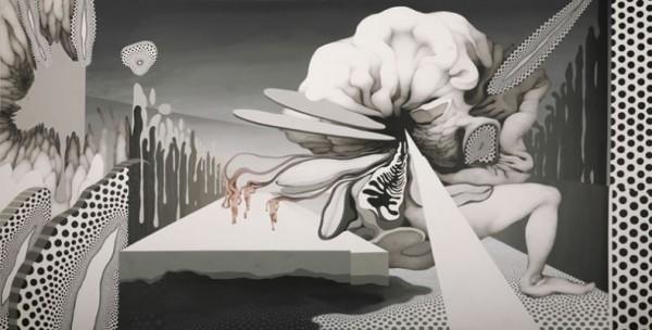 Imaginative spirit by Jung-Yeo Min