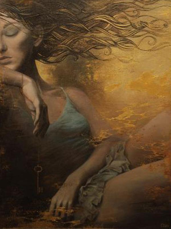 Olga Bakhchevan, paintings