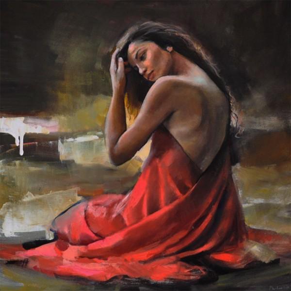 Paintings by Emilia Wilk